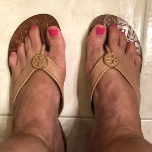 Impulse buy. Too many sandals this color